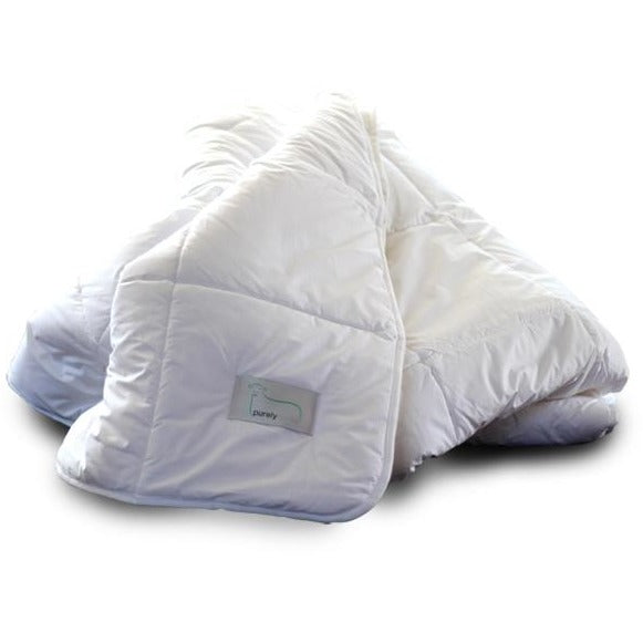 Purely Dorset Wool Duvet Inner - Super King 350 gsm