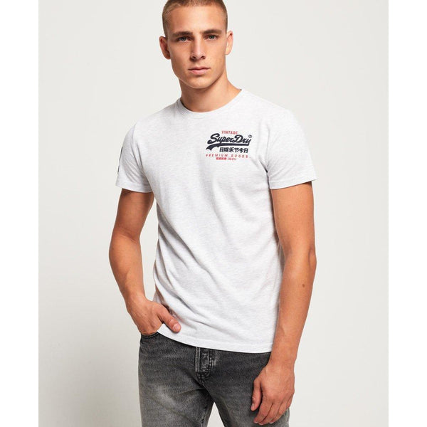 Superdry Premium Goods Duo Essential Tee