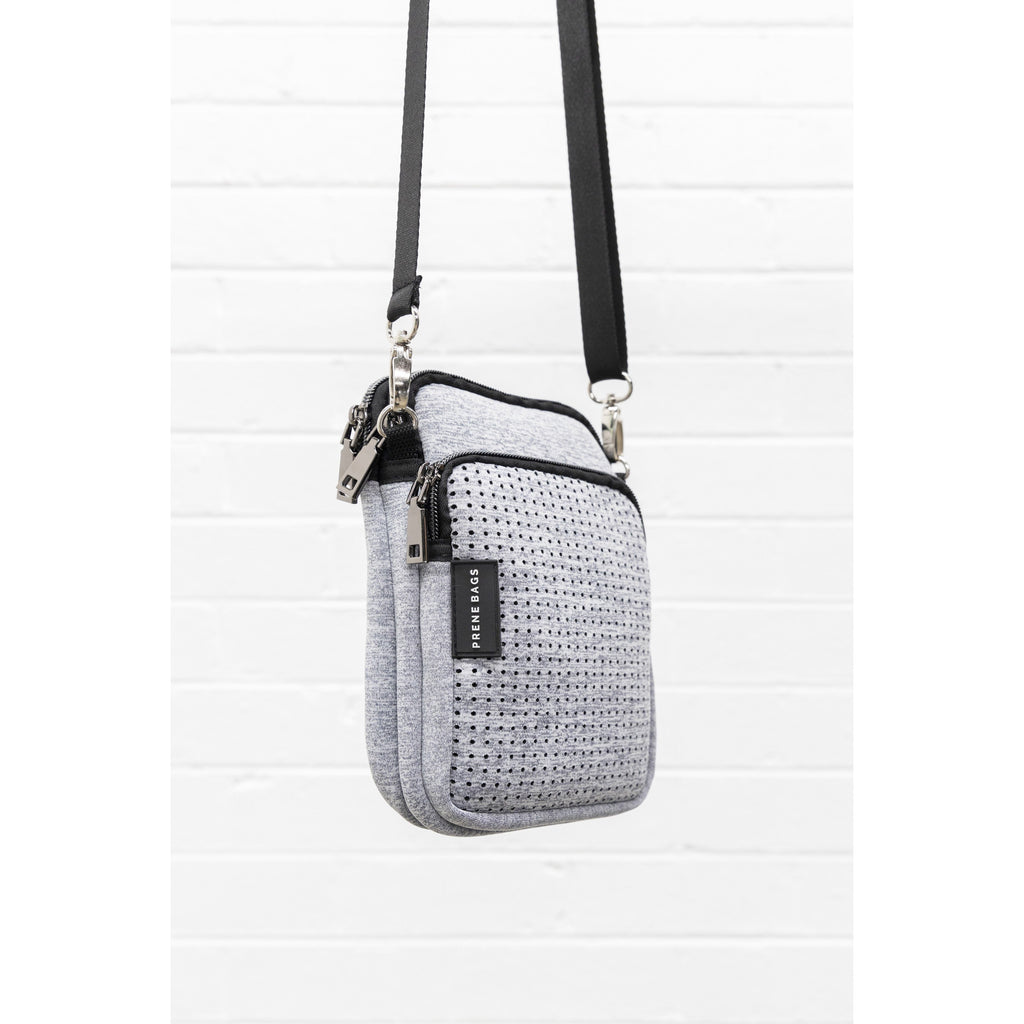 The Mimi Bag - Grey Marle Bags + Wallets Default Title Prene Bags