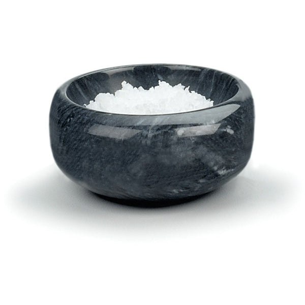 Black Marble Spice Bowl