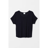 Elk Reflect Tee Black
