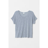 Elk Reflect Tee Grey Marle