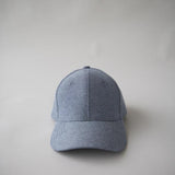 Cotton Cap - Denim Womens Accessories Default Title S O P H IE