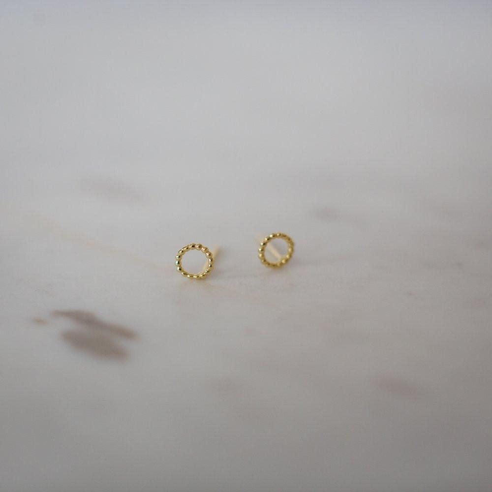 Dotty OH Earrings