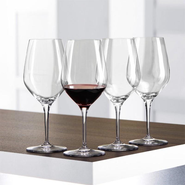 Spiegelau Authentis 4pk Bordeaux Glasses
