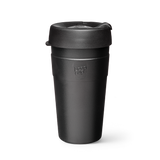 KeepCup Thermal, Reusable Thermal Cup. Keep Cup Auckland Reseller, Thermal Reusable Large 16oz Cup Black