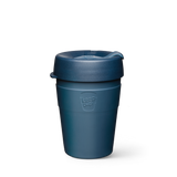 KeepCup Thermal, Reusable Thermal Cup. Keep Cup Auckland Reseller, Thermal Reusable Medium 12oz Cup Spruce Blue