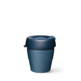 KeepCup Thermal, Reusable Thermal Cup. Keep Cup Auckland Reseller, Thermal Reusable Extra Small 6oz Cup Spruce Blue