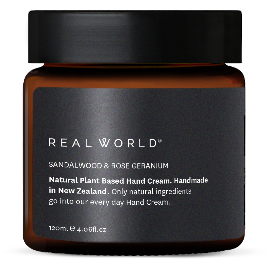 Real World Hand Cream