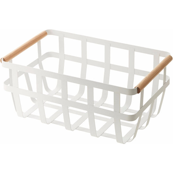 Yamazaki Double Handled Storage Basket, Father Rabbit Yamazaki Double Handle Storage Basket, Yamazaki NZ, Storage Basket