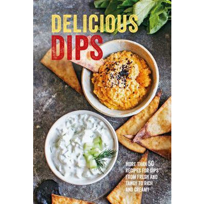 Delicious Dips Books Default Title Ryland Peters Small