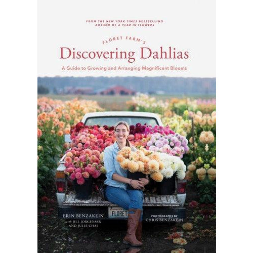 Floret Farm's - Discovering Dahlias Books Default Title Chronicle Books