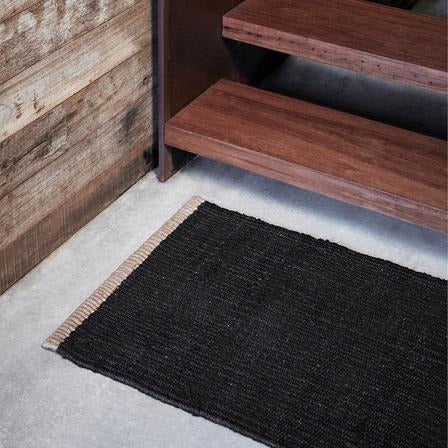 Armadillo & Co Charcoal Nest Weave Entrance Mat