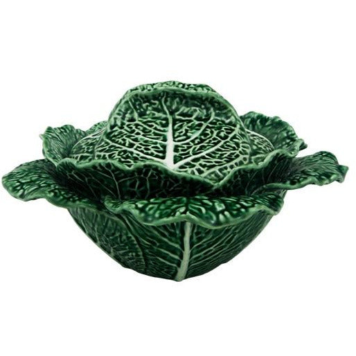 Cabbage 2L Tureen - Natural Serveware Default Title Bordallo Pinheiro
