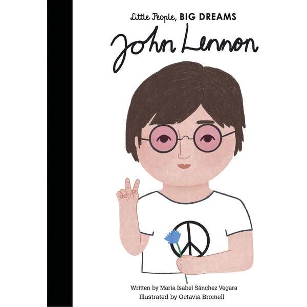 John Lennon : Little People, Big Dreams Books Default Title Allen & Unwin