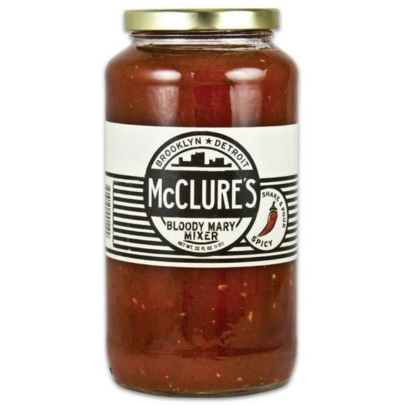 McClures Bloody Mary Mixer