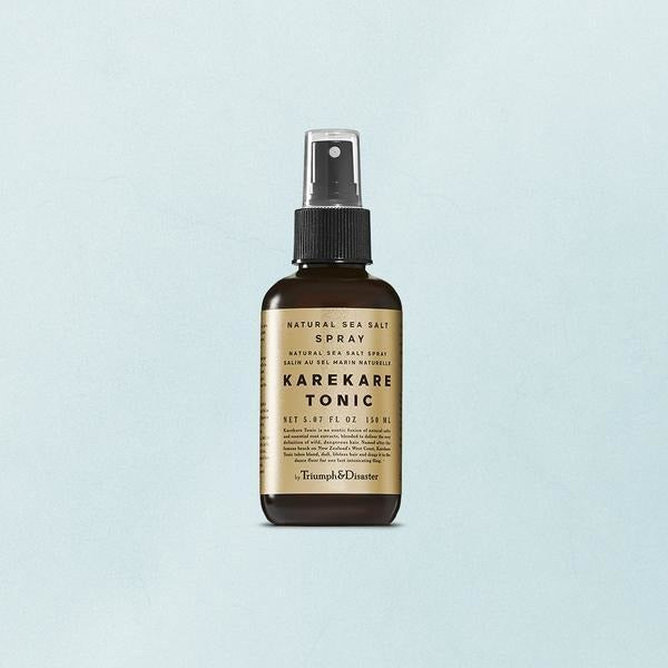 Triumph & Disaster Haircare Karekare Hair Tonic Sea Salt Spray Hair Product