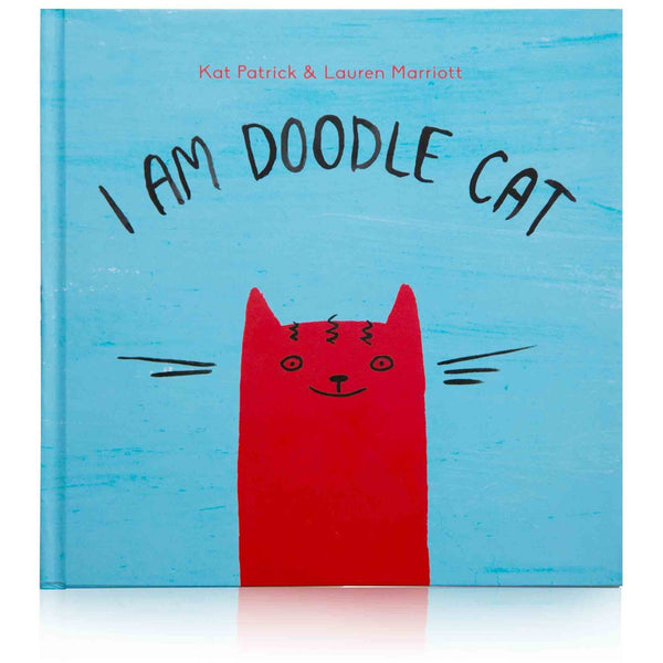 I AM Doodle Cat Play Default Title Beatnik Publishing Ltd