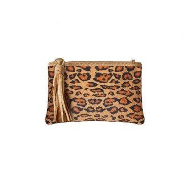 Vash Chloe Jag & Hazelnut Clutch Bag