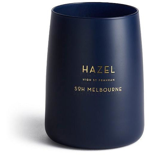 Scent of Home SOH Melbourne Hazel Beeswax Candle