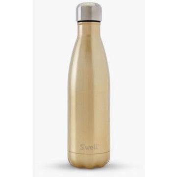 Insulated Bottle - Glitter Collection Lunch Boxes + Water Bottles 500ml / Sparkling Champagne,750ml / Sparkling Champagne,260ml / Sparkling Champagne S'Well