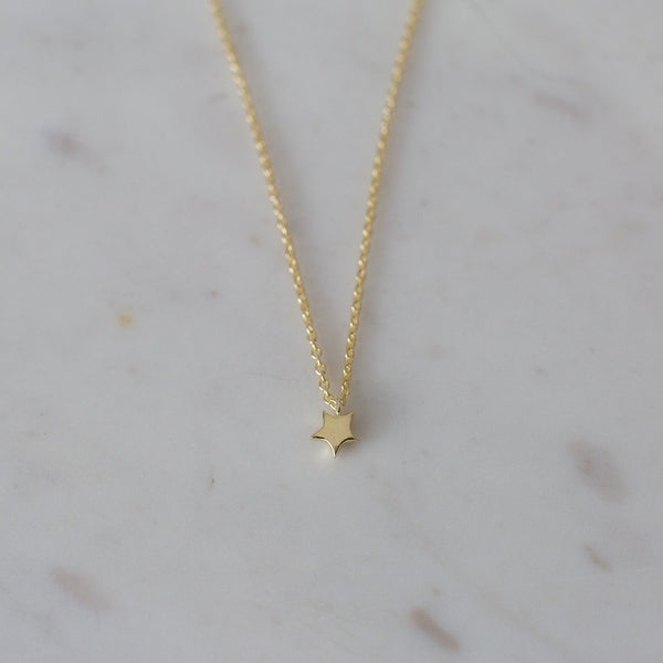 Sophie Twinkle Necklace Gold