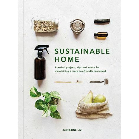 Author Christine Liu Sustainable Home Book Practical Guidebook to a Sustainable Home