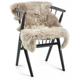 NZ Long-Wool Sheepskin - Dove Throws + Rugs Default Title Bianca Lorenne