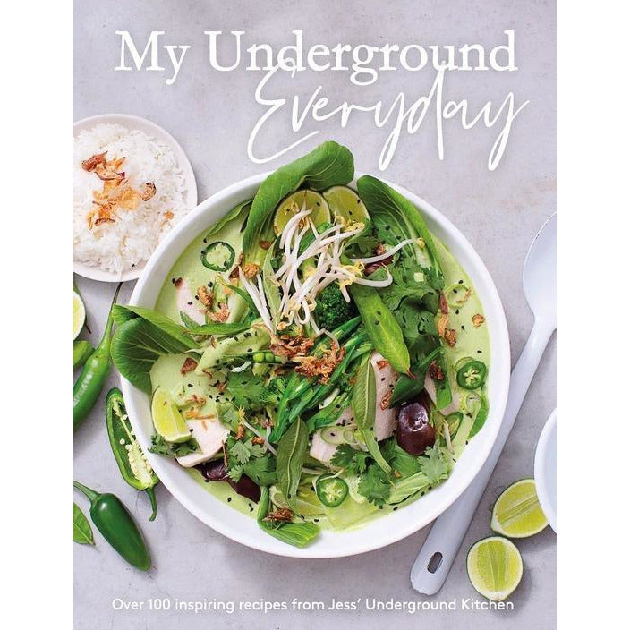 My Underground Everyday Books Default Title Not specified