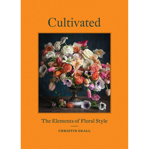 Cultivated - The Elements of Floral Style Books Default Title Princeton Architectual Press