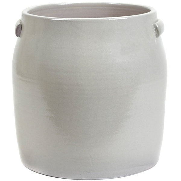 Serax Tabor Ceramic Plant Pot Light Grey