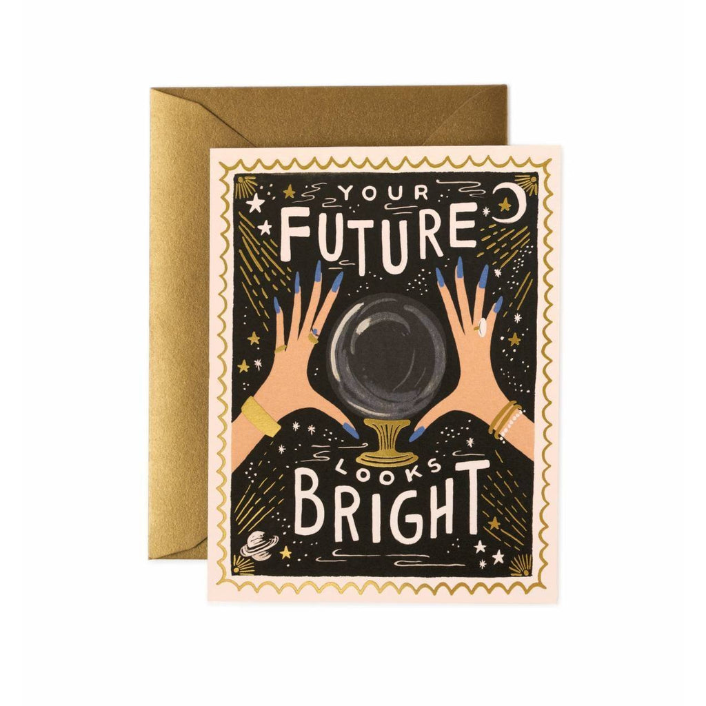 Your Future Looks Bright Cards Default Title Rifle Paper
