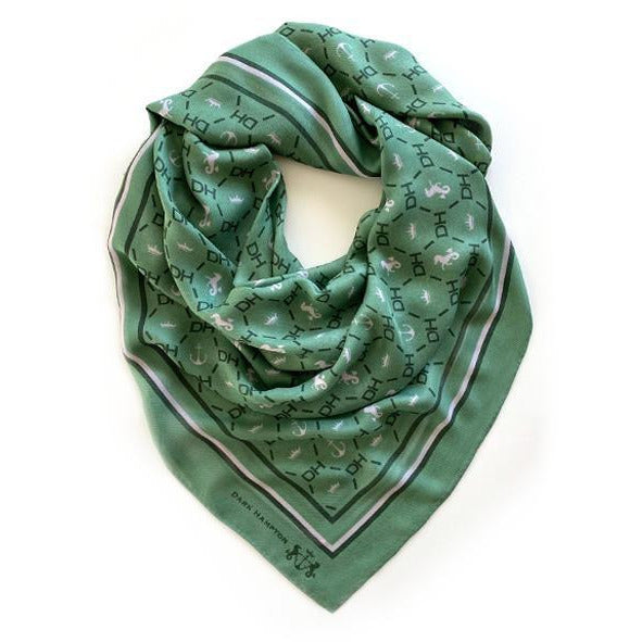 The Lamont Scarf Womens Accessories Default Title Dark Hampton