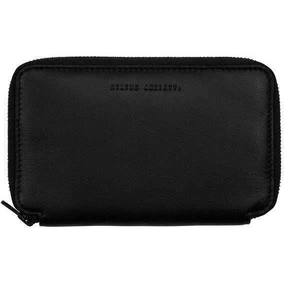 Status Anxiety Vow Travel Wallet - Black