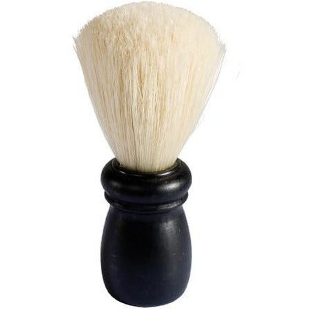 Black Shave Brush