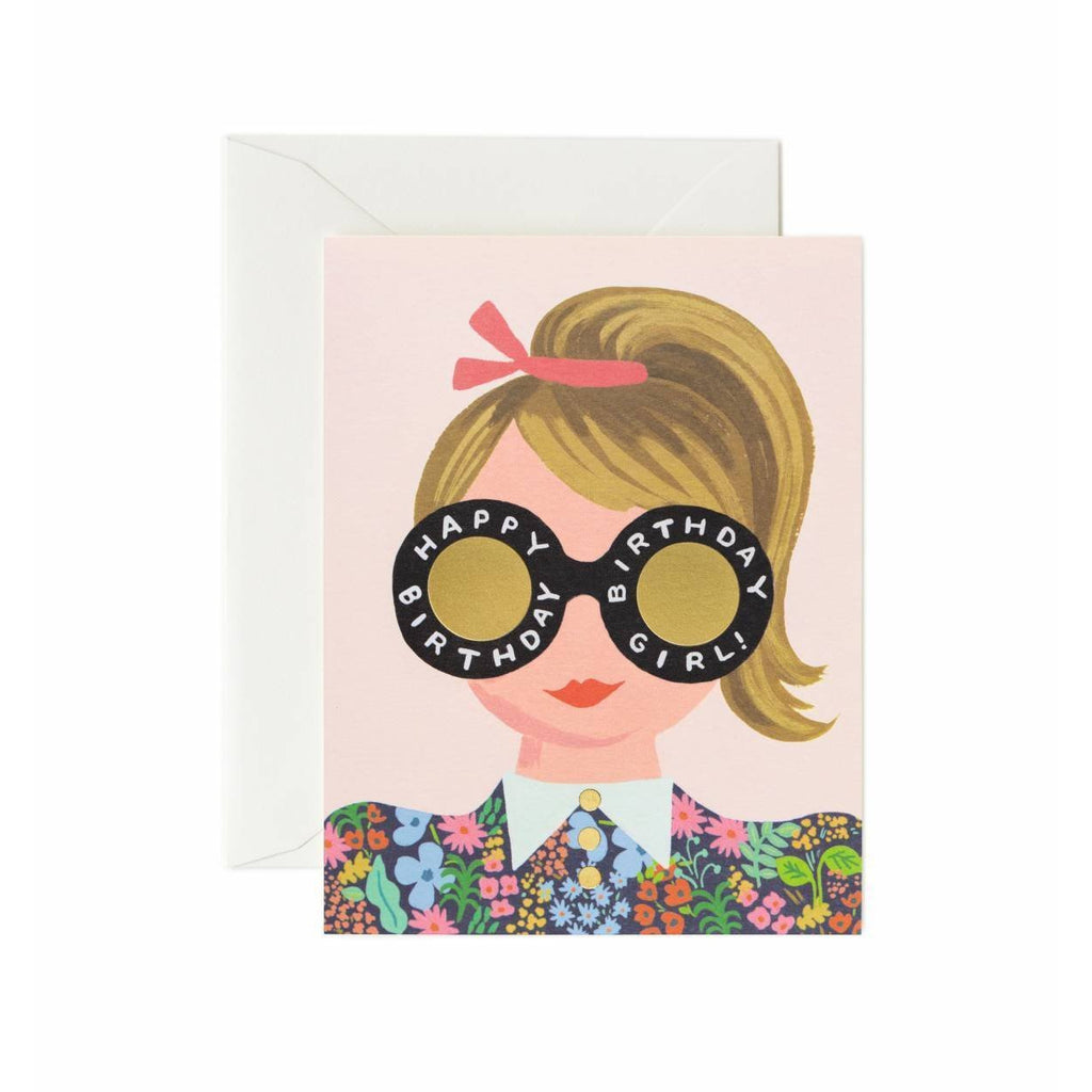 Rifle Paper Birthday Card, Rifle Paper NZ
