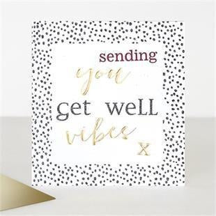 Caroline Gardner Get Well Card