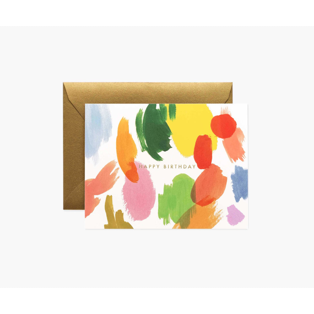 Palette Birthday Cards Default Title Rifle Paper