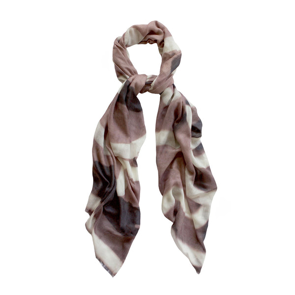 Lucky Scarf Womens Accessories Dusky Rose Saben