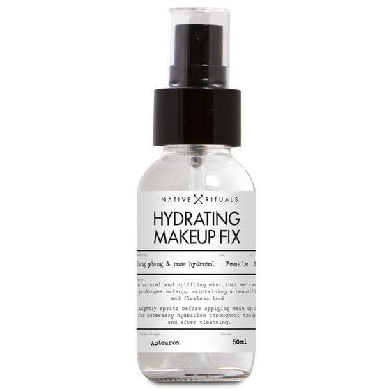 Native Rituals Hydrating Makeup Fixant