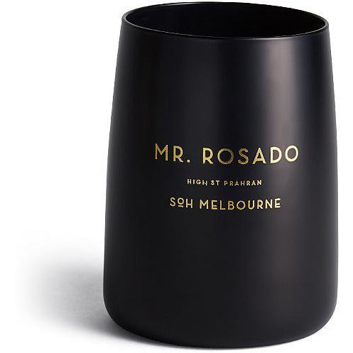 Scent of Home SOH Melbourne Mr Rosado Beeswax Candle