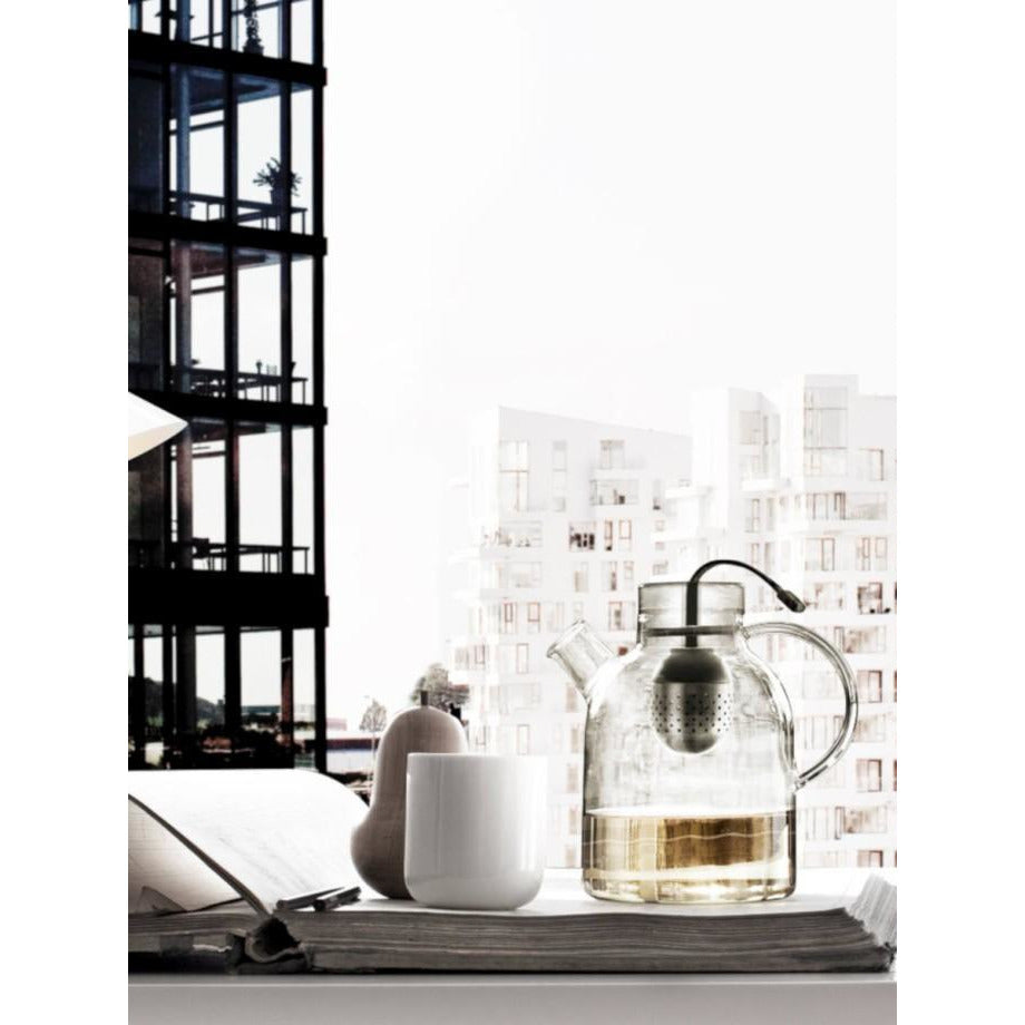 Menu Kettle Glass Teapot by Norm Architects, Glass Teapot, Kettle Teapot