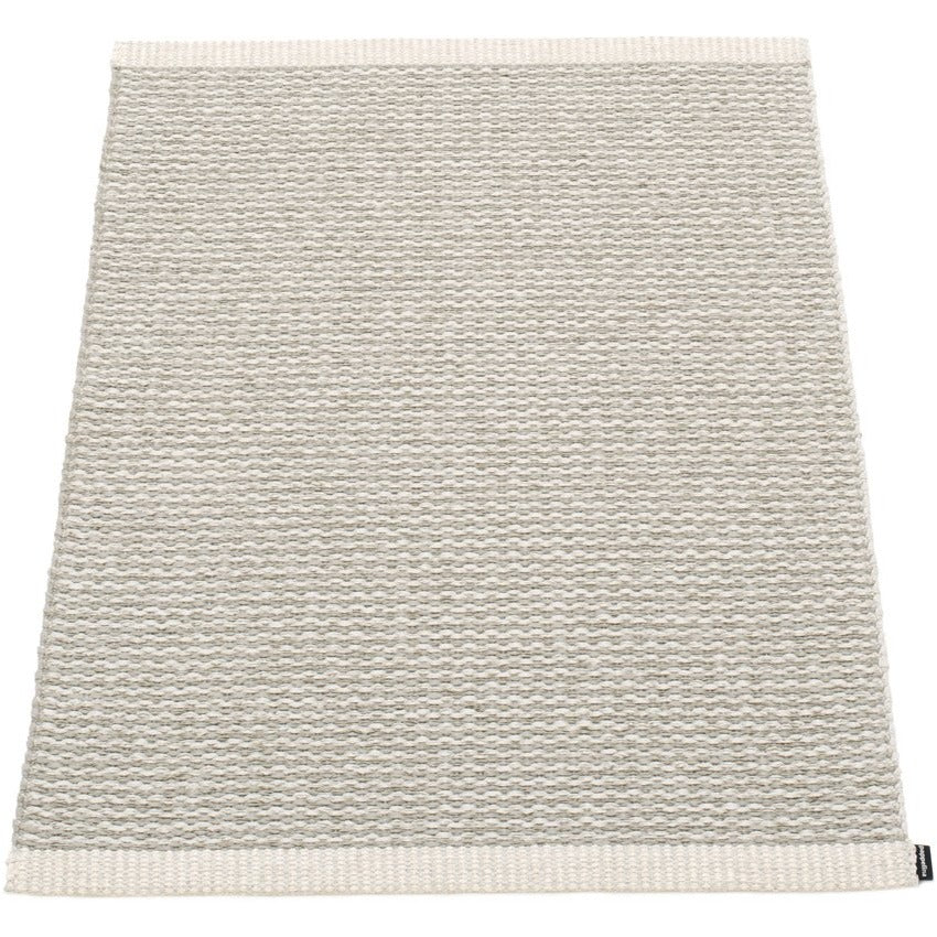 Pappelina Rug Mono Fossil Grey