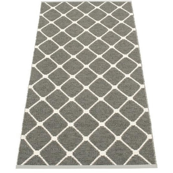 Pappelina Rug, Rex Charcoal