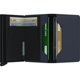 Slimwallet Matte - 3 Colours Bags + Wallets Black,Green/Black,Night Blue Secrid