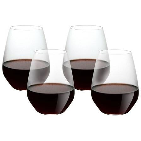 Spiegelau Stemless Glass Boxed Set of 4