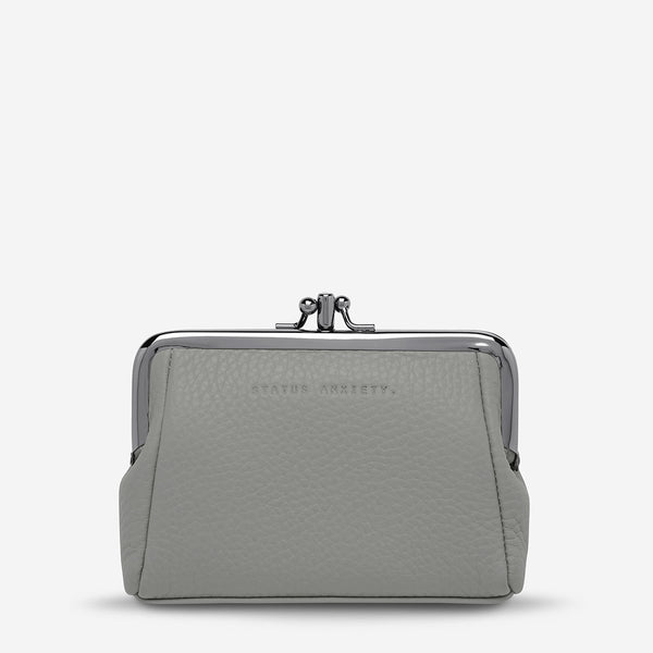 Volatile Purse - Light Grey Bags + Wallets Default Title Status Anxiety