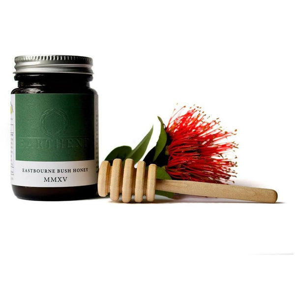NZ Honey Earthend Eastbourne Bush Honey