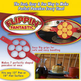 Flippin' Fantastic Nonstick Pancake/Fried-Egg Maker