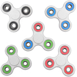 Fidget Spinner Finger ABS  Hand Spinner Great Gift For Kids Helps Autism ADHD 26 Colors